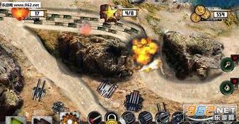 塔防坦克战争无限金币破解版v1.6.02_截图2