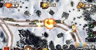 塔防坦克战争无限金币破解版v1.6.02_截图3