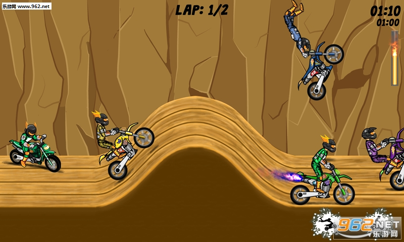 特技摩托车v1.4_截图