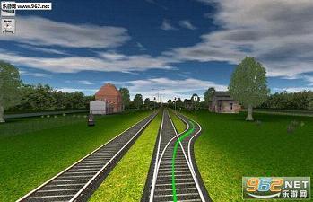 铁路货运模拟破解中文版截图1
