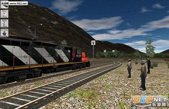 铁路货运模拟破解中文版截图4