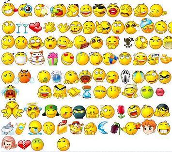 阿里旺旺表情动态包表情的喷图片