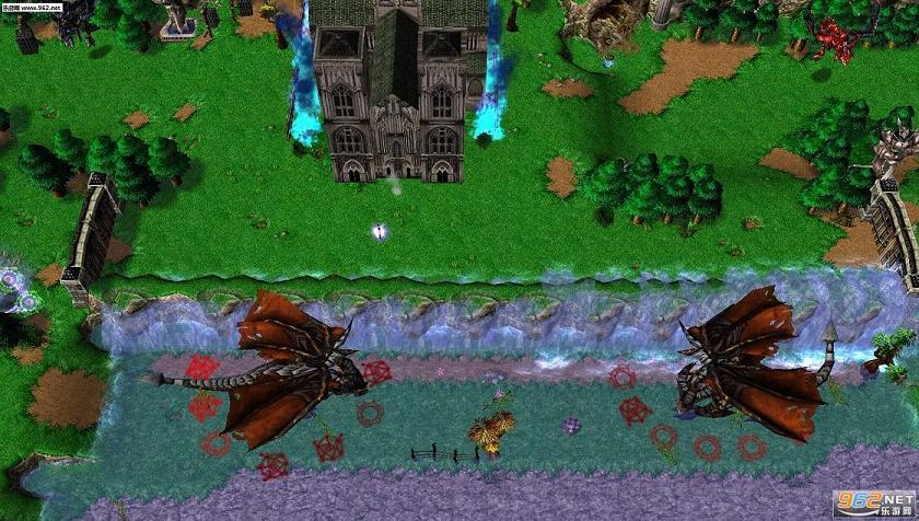 风暴英雄B03魔兽地图截图3