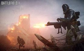 《战地1》最新试玩视频 教你寻找三大精英兵种