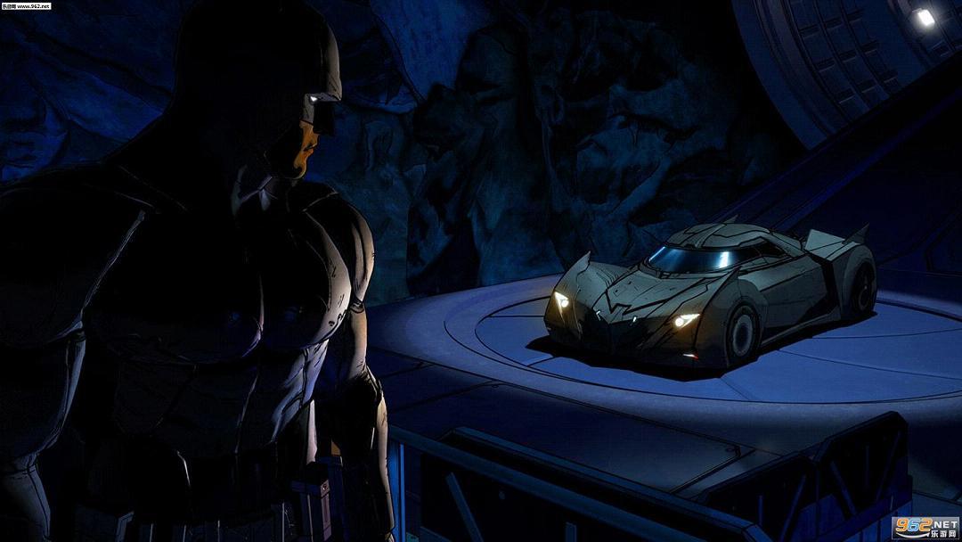 蝙蝠�b:故事版PC破解版截�D3
