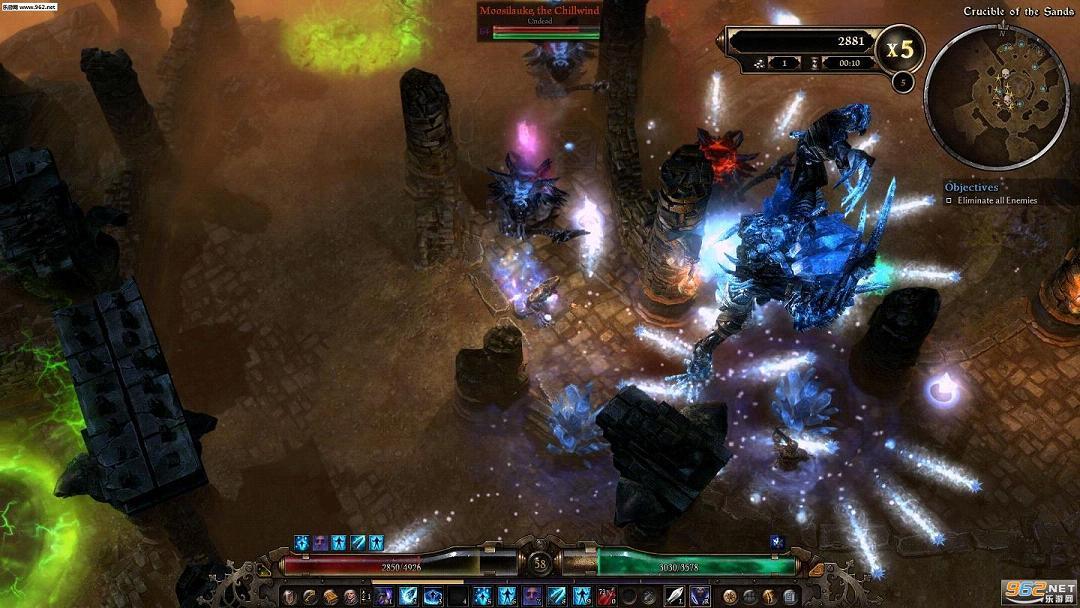 恐怖黎明:炼狱模式DLC截图1