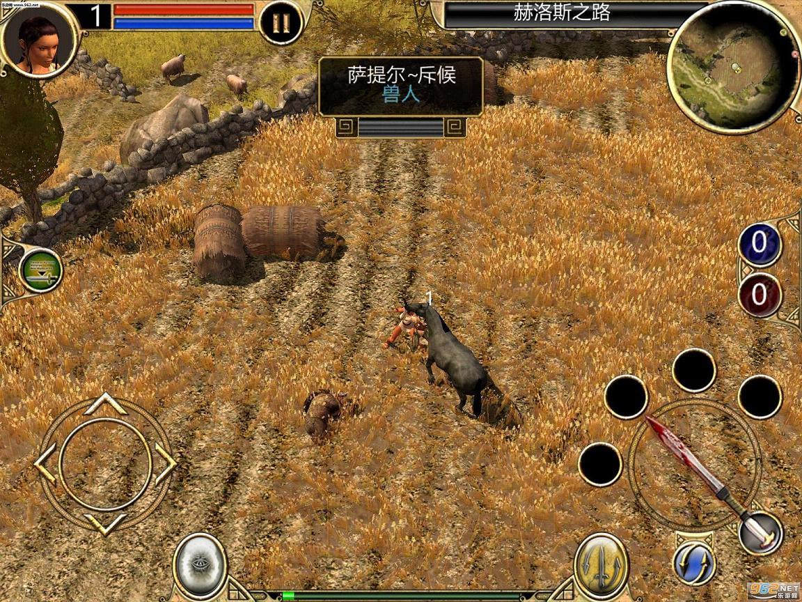 泰坦之旅安卓1.0.1汉化中文版(完美修复版)截图3