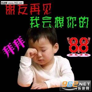 宋民国朋友再见中老年表情包 宋民国版中老年表情包下载 乐游网游戏
