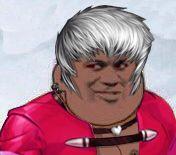 恶搞胖虎拳皇版表情包图片