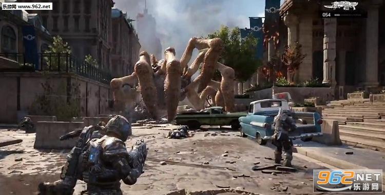 战争机器2pc版_玩法和操作都是非常值得称赞的,并且微软计划将推出《战争机器4》pc版