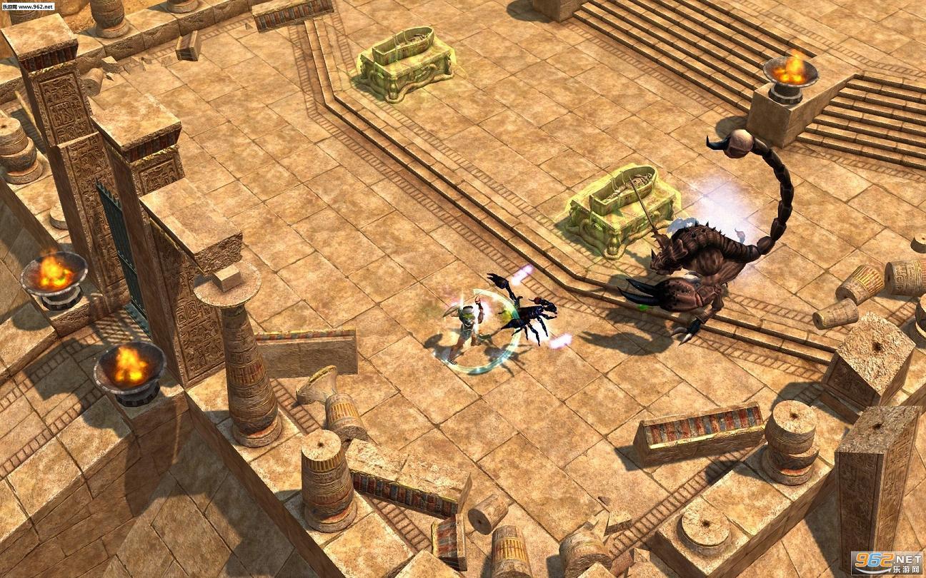 泰坦之旅:十周年纪念版STEAM破解版截图5