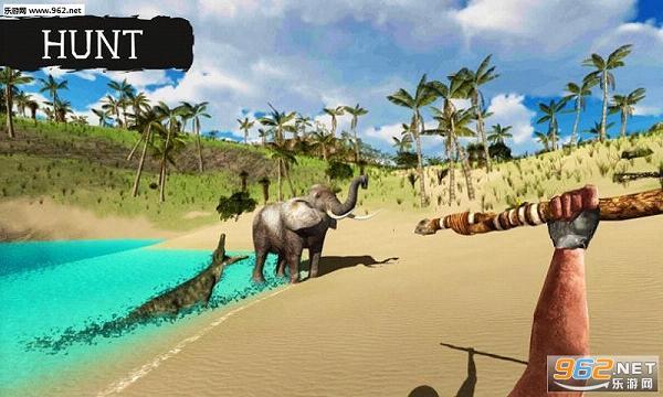荒岛求生:进化破解版v1.11截图0