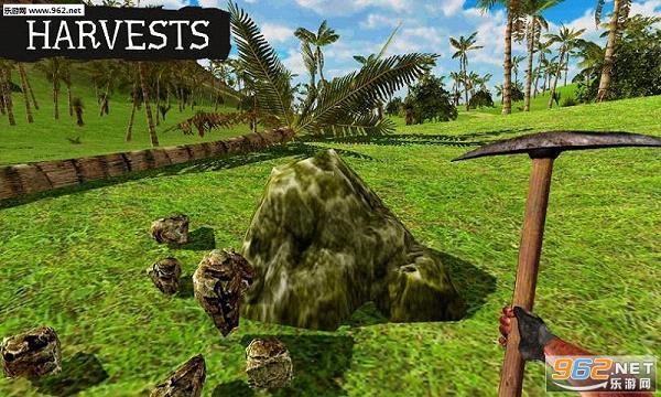 荒岛求生:进化破解版v1.11截图3