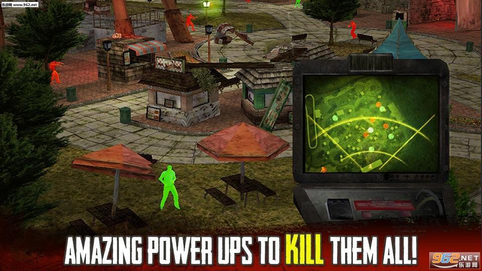 僵尸猎人:死亡之战修改版v2.4.0_截图3