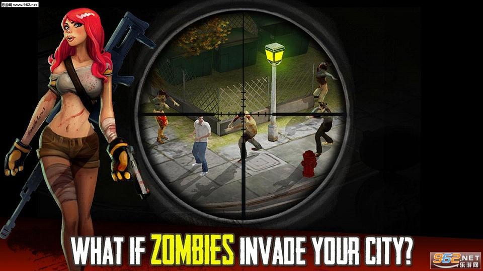 僵尸猎人:死亡之战修改版v2.4.0_截图2
