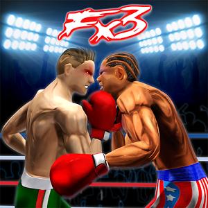 拳击战斗3:Fx3中文版