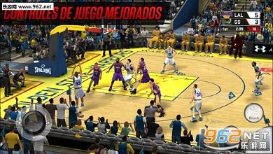 NBA 2K17ios破解版_截图