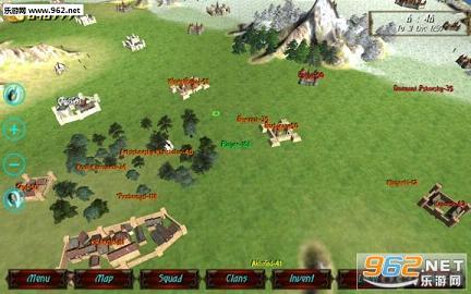 骑马与砍杀手机版(Flourishing Empires)v1.7含数据包_截图1