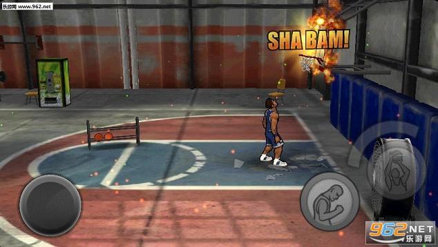 街头篮球手游iosv1.3.3_截图1