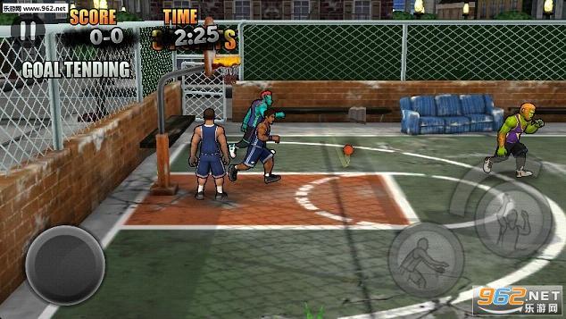 街头篮球手游iosv1.3.3_截图4