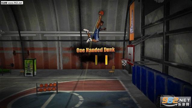 街头篮球手游iosv1.3.3_截图0