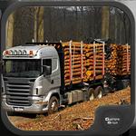 木材运输卡车模拟器破解版