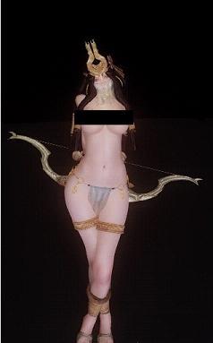上古卷轴5埃及女巫MOD