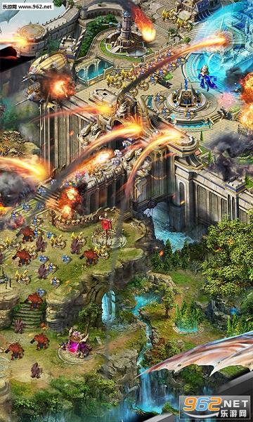 巨龙之战ios最新官方版v0.2.38截图1