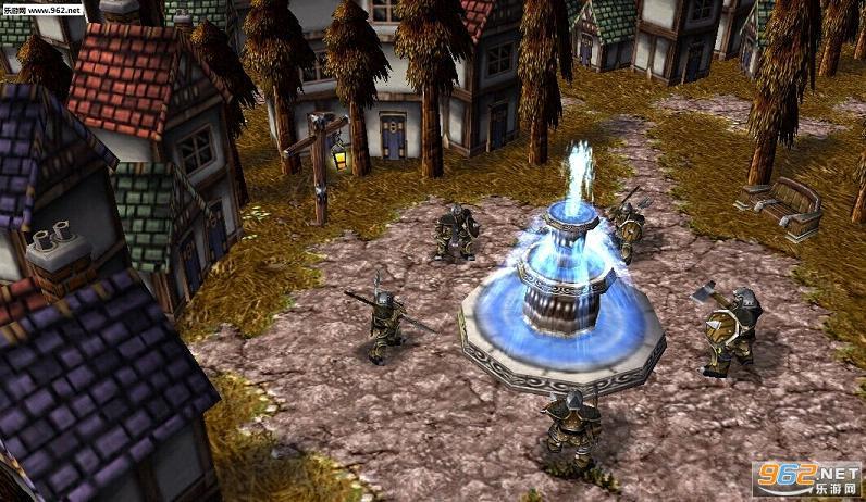 魔兽争霸地图 魔兽世界v1.1正式版截图2