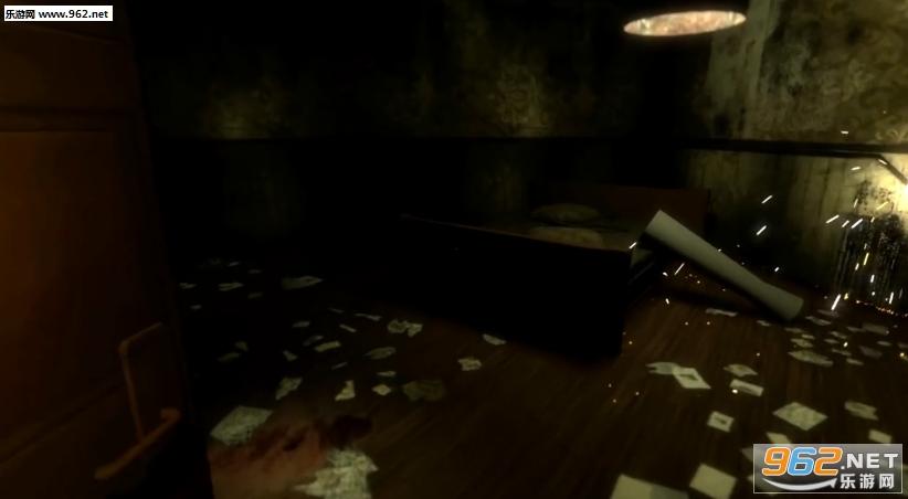 Wounded恐怖游戏demo硬盘版[预约]截图0