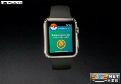 精灵宝可梦GO Apple Watch 2版(支持Watch OS 3)v1.5.0_截图0