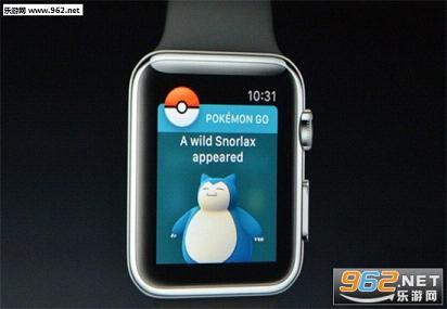 精灵宝可梦GO Apple Watch 2版(支持Watch OS 3)v1.5.0_截图1