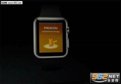 精灵宝可梦GO Apple Watch 2版(支持Watch OS 3)v1.5.0_截图2