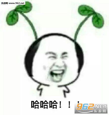 李光洙哈哈哈表情旋转动态表情 改图图片