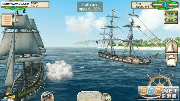航海王:海盗之战6.6破解版_截图0