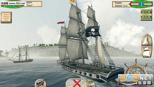 航海王:海盗之战6.6破解版_截图1