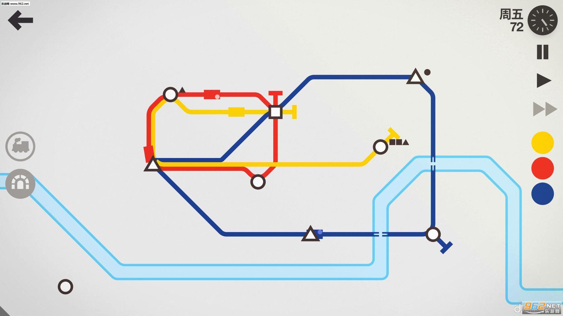 迷你地铁安卓破解版v1.0.11截图0