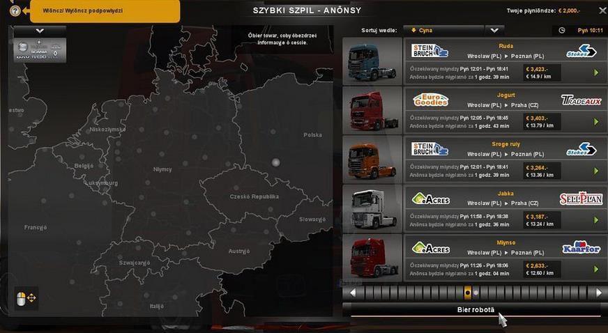 欧洲卡车模拟2v1.26.3s修改器+6