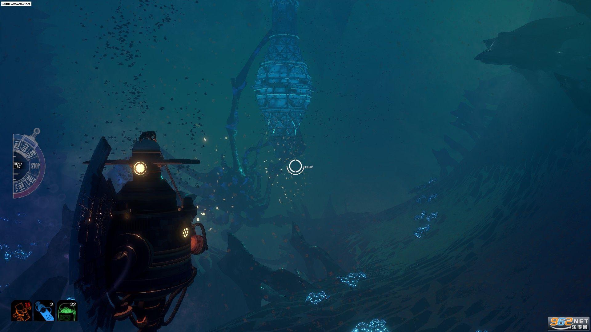 深海舰长STEAM破解版截图0
