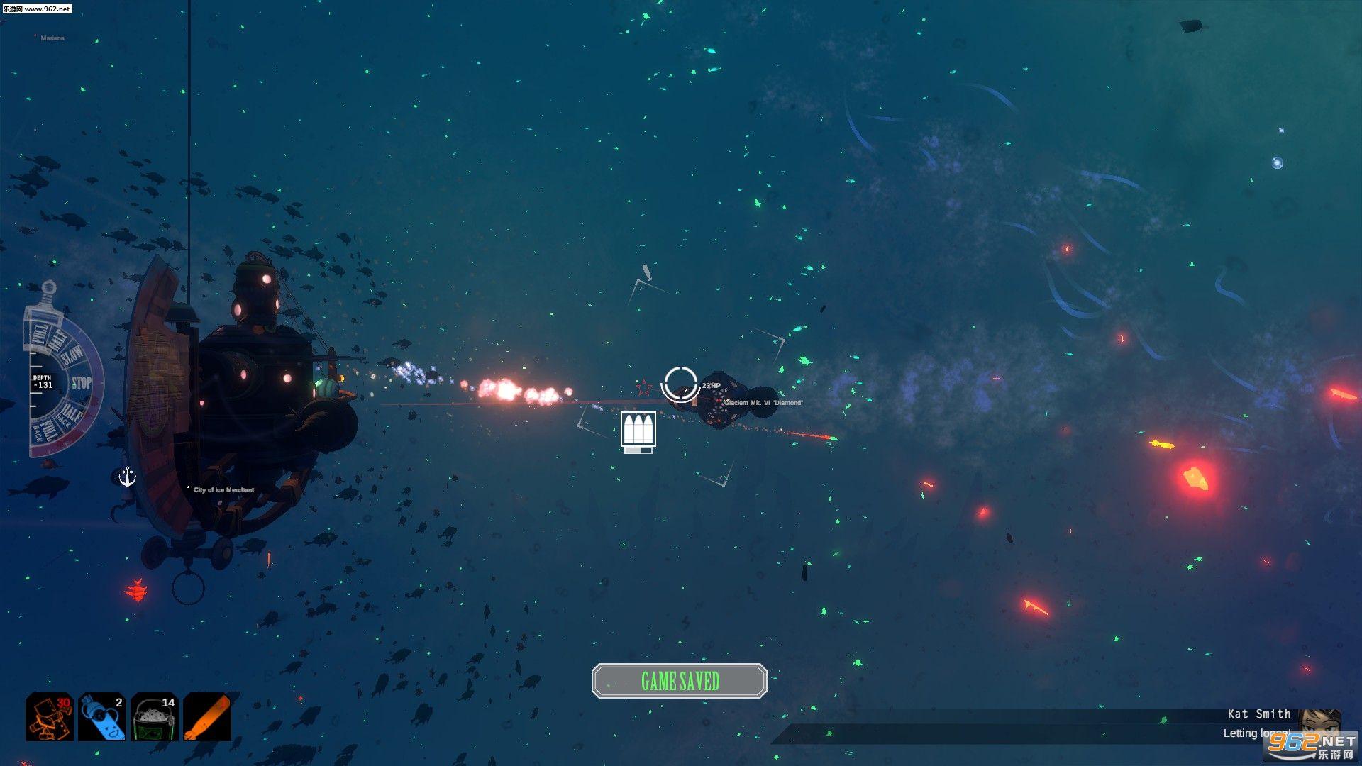 深海舰长STEAM破解版截图1