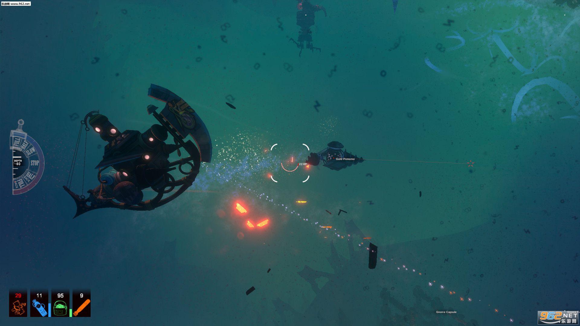 深海舰长STEAM破解版截图2