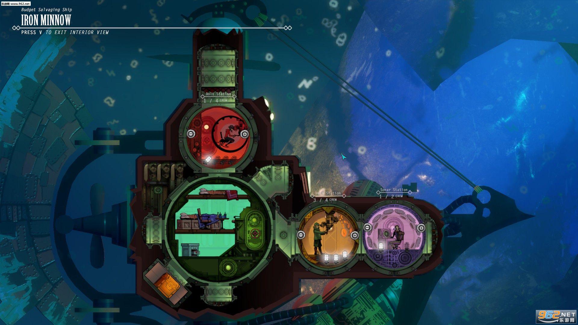 深海舰长STEAM破解版截图3