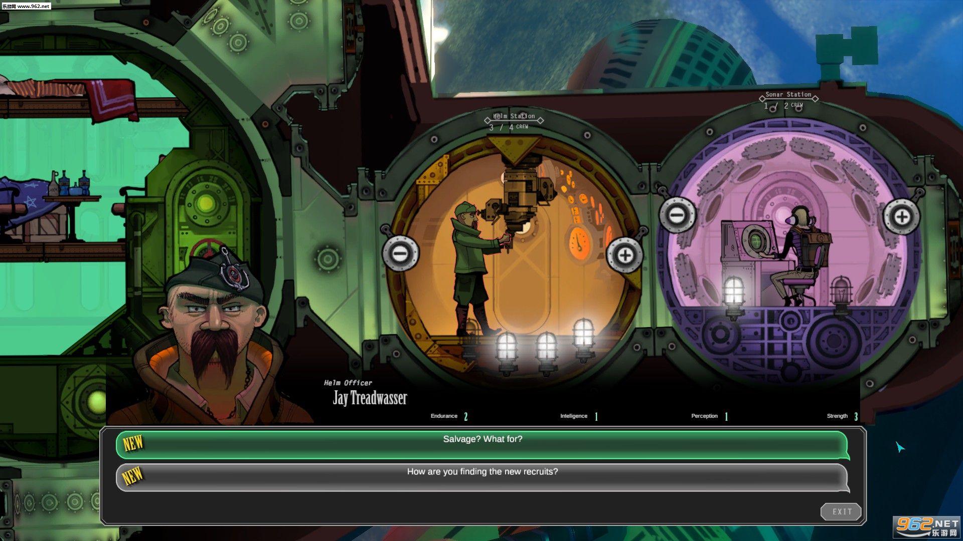深海舰长STEAM破解版截图4