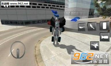 青之变形机器人无限金币破解版v3_截图3