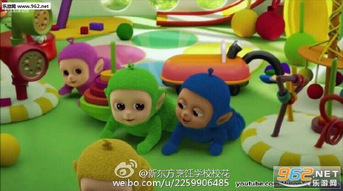 《天线宝宝》(英语:Teletubbies),香港译《天线得得B》,是英国广播公司(BBC)与Rag Doll公司制作的幼儿节目,发行于1997年到2001年,主要观众对象是一到四岁的儿童。但后期由于网络上华人社群的恶搞文化,令《天线宝宝》火速窜红,成为网友喜爱的恶搞对象。中国中央电视台、香港亚洲电视、无线收费电视、台湾公共电视、东森幼幼台、MOMO亲子台、韩国放送公社电视二台(KBS 2TV)都曾经播映《天线宝宝》。 作为一个傻乎乎的儿童剧,《天线宝宝》在1997 年开播的时候它(的表情包)没想过会被这