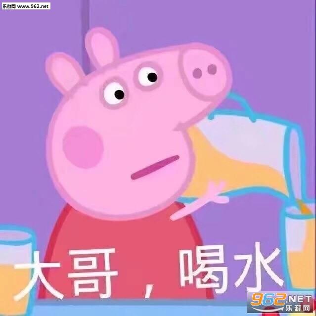 你算哪头猪小猪佩奇表情包带字图片