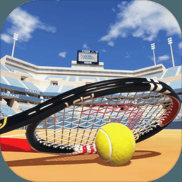 第一人称网球iOS苹果版