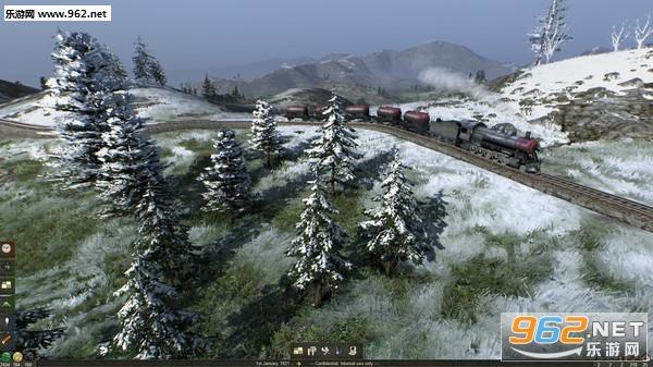 战略火车大亨截图0