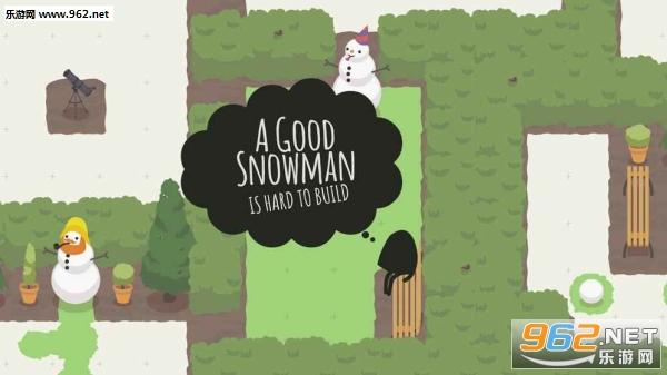 雪人难堆官方版v1.0.7(Snowman)截图3