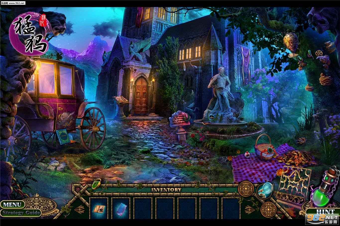 魔法王国:黑暗之种截图2